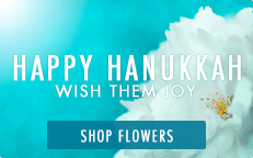 Shop Hanukkah Flower and Gifts